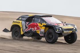 Dakar2019: Al-Attiyah vainqueur, Loeb troisième