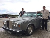 Top Cars : Rolls-Royce Silver Shadow
