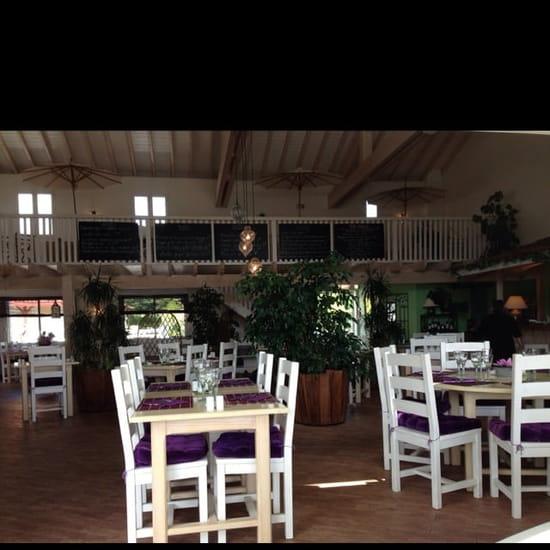 Restaurant : La Garluche  - Garluche -