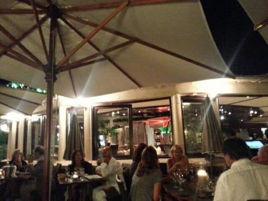 Restaurant : Marco P0lo  - Le magellan les parasols -