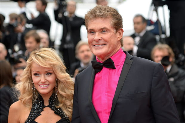 David Hasselhoff, invité surprise