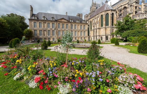 Reims la pétillante