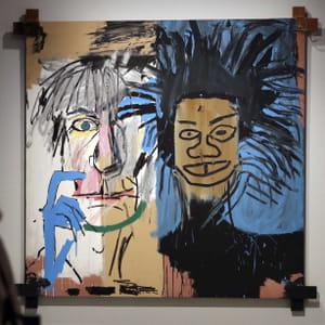 Jean-Michel Basquiat - Dos Cabezas (1982)