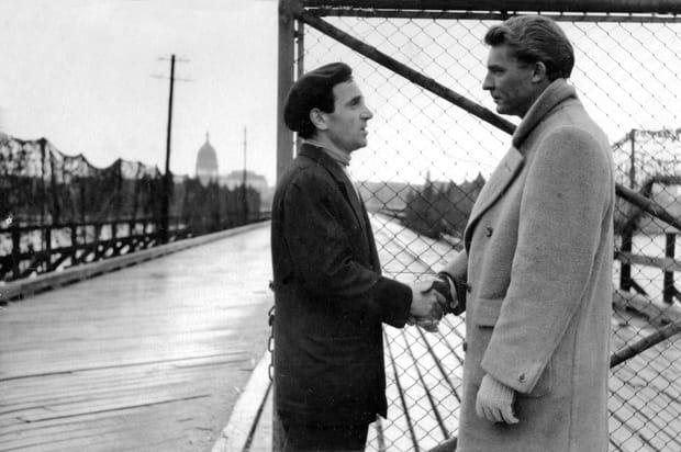 Dans le film ''Le Passage du Rhin''