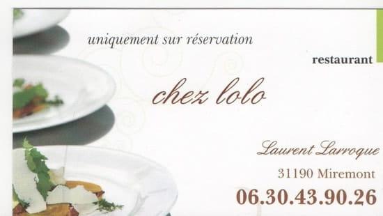 Chez Lolo