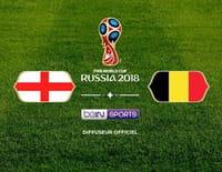 Football - Angleterre / Belgique