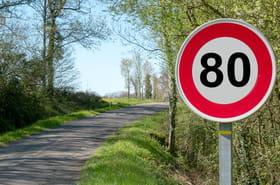 Nouvelles limitations à 80km/h: à quoi faut-il vous attendre?
