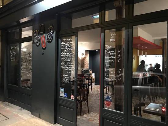 Restaurant : Nous 4 restaurant  - Extérieur -   © Nous4