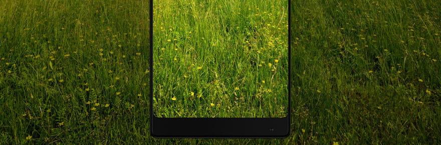 Xiaomi Mi Mix: prix, écran, design... Ce qui rend le smartphone de Xiaomi meilleur que l'iPhone