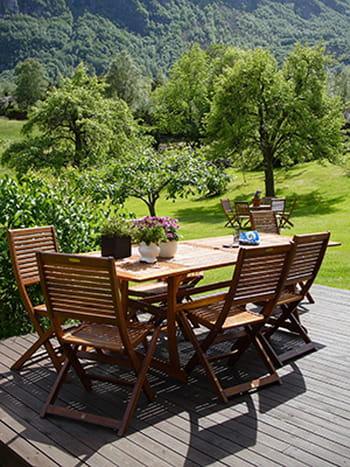 Rentrer le mobilier de jardin - Le mobilier de jardin ...