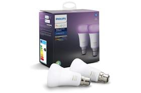 Bon plan ampoule connectée: le pack de 2ampoules Philips Hue à -43%