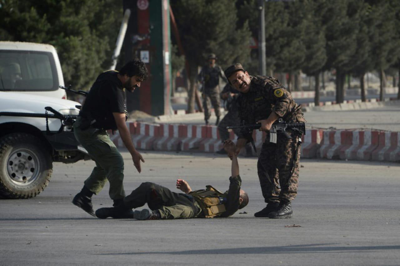 Attentat contre Dostum à Kaboul: 23morts, dont un collaborateur de l'AFP, et 107blessés