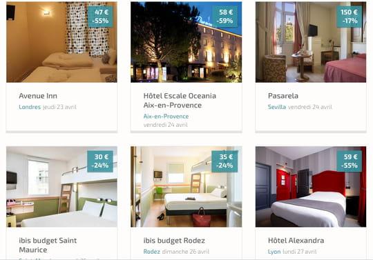 Dreamcheaper et room room deux start ups pour payer sa for Meilleur site pour hotel pas cher