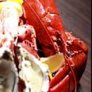 Plat : La Table de Jeanne  - Plateau de fruits de mer  -