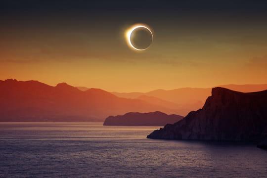 Eclipse solaire: les États-Unis se préparent à vivre un phénomène rare