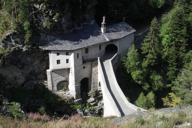 Chapelle du Charmaix