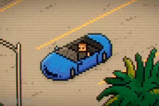 Si GTA 5 était sorti sur Super Nintendo...