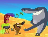 Zig & Sharko : Une licorne à la plage