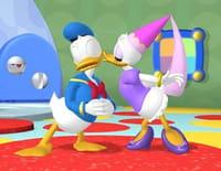 La maison de Mickey : Le hoquet de Donald