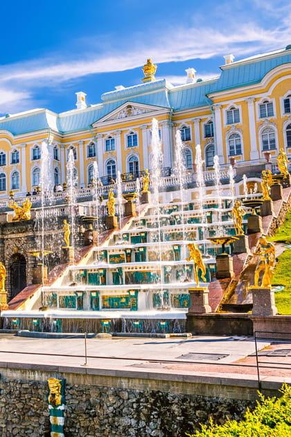 Saint-Petersbourg et son décor de théâtre