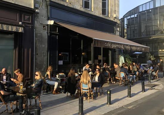 Restaurant : Café Gourmand Resturant Family & Bar  - La terrasse du Café Gourmand -   © CafeGourmand