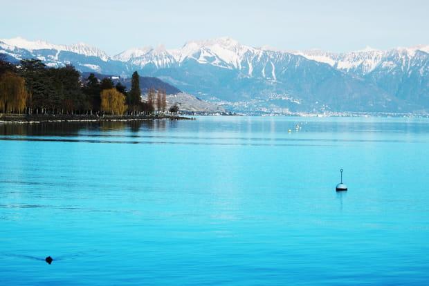Escapade sur les rives du Lac Léman
