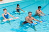Aquagym : les exercices de base