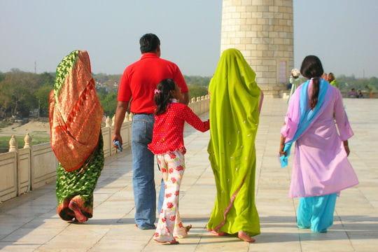 Promenade familiale