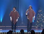 Les Chevaliers du fiel chantent Noël