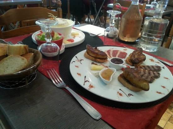 Restaurant : Le Somail  - Un regal pour les papilles -