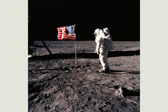 50 ans de la Nasa en images