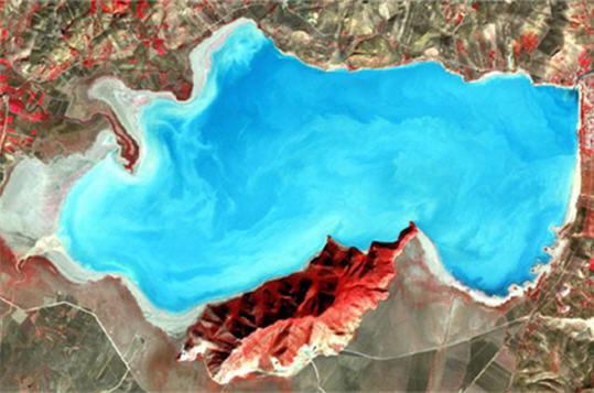 Lac tunisien