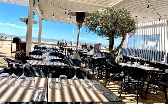 Restaurant : Le Paseo - Cocktail club & restaurant (Ex : LE SUD)  - La terrasse -   © Le Paseo - Restaurant