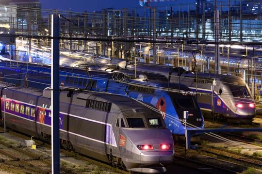 Grève SNCFRATP: les perturbations de trafic attendues le 5décembre