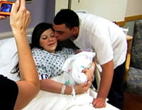 16 ans et enceinte : Cleondra