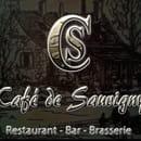 Café de Sauvigny  - logo -