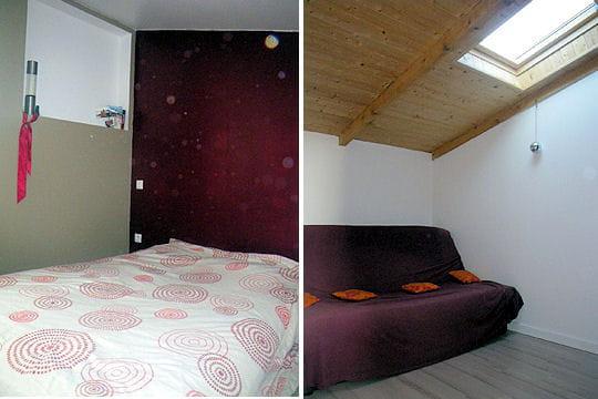 Les chambres l 39 tage for Aeration d une chambre sans fenetre