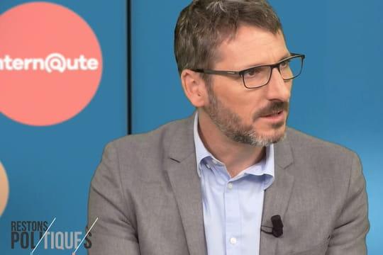 """Matthieu Orphelin: """"Ce combat pour les sans papiers et pour les enfants est fondamental"""""""