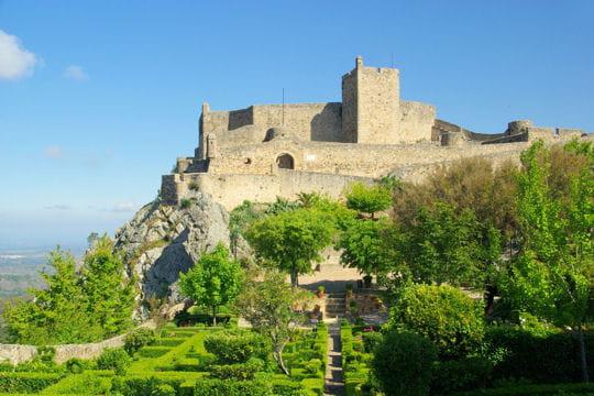 Marvao et Castelo de Vide dans les hauteurs de l'Alentejo