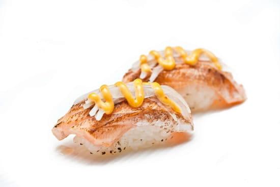 Ito  - sushi cuit au chalumeau -