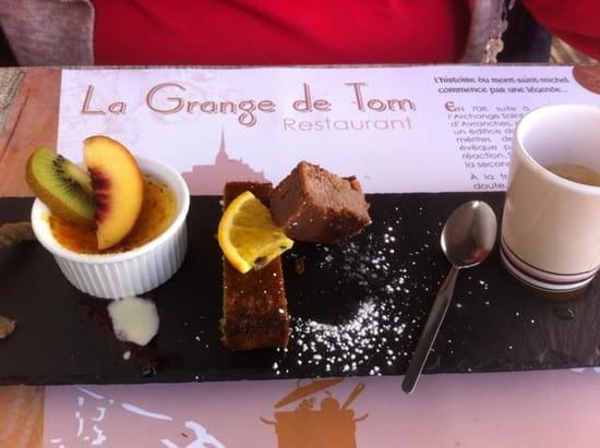 Dessert : La Grange De Tom