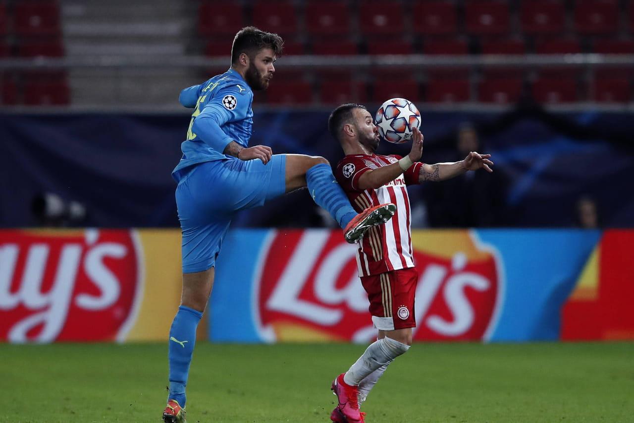 Olympiakos - OM: Marseille a fini par craquer, le résumé du match