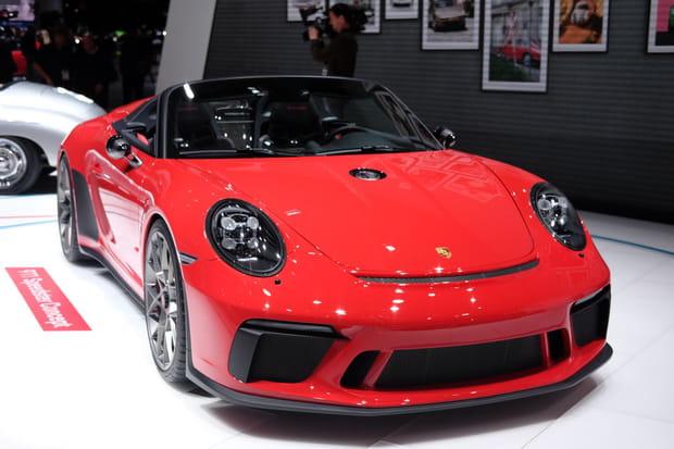 Un concept car qui rend hommage à l'héritage Porsche