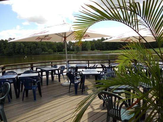 Au Parc Des Bois  - La terrasse -