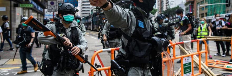 Hong Kong: Trump met en garde Pékin et promet une riposte imminente