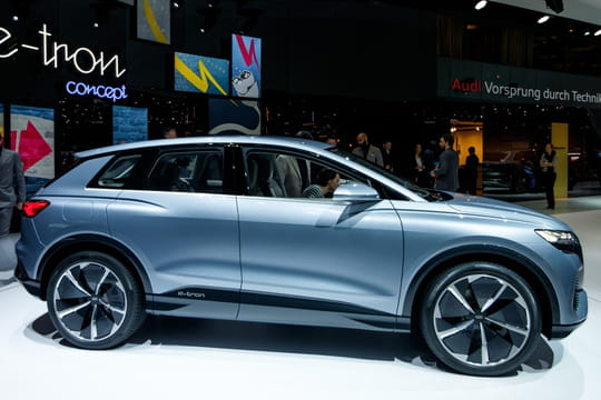 Salon De Genève 2019 Le Futur Suv Audi Q4 En Photos Le Direct