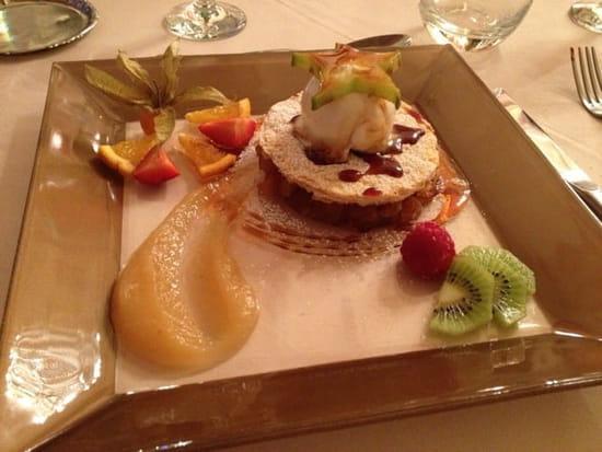 Dessert : Le Bel Ami