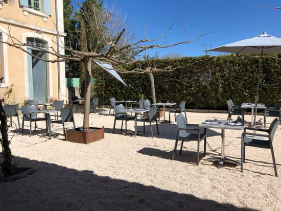 Restaurant : La Petite École  - Exterieur -   © La Petite École