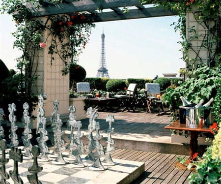 Raphael Le Restaurant   © Hôtel Raphaël