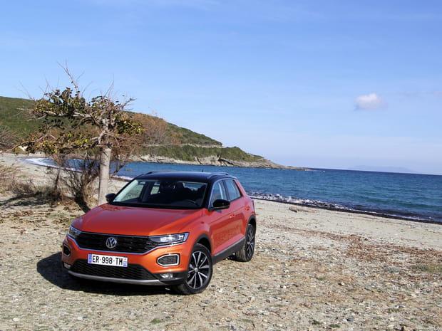 Essai Volkswagen T-Roc: l'alternative SUV à la Golf